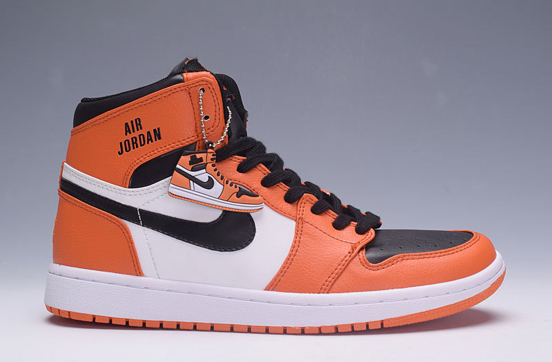 air jordan 1 homme orange