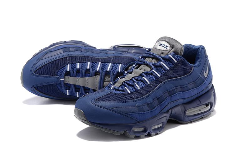 air max 95 bleu marine femme