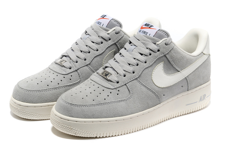 nike air force 1 homme gris