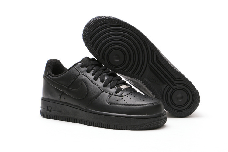 nike Low Nike Noir Air 1 Suede Force One I44YFqwO8