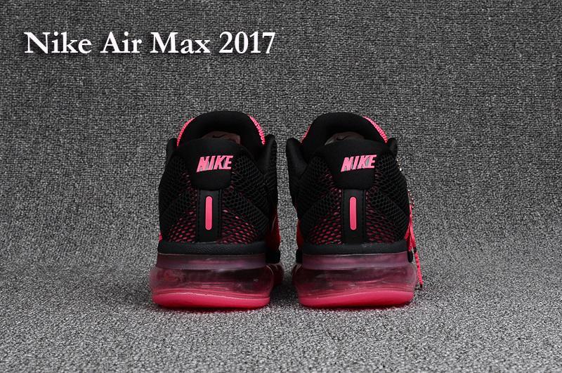 air max 2017 femme rose et noir