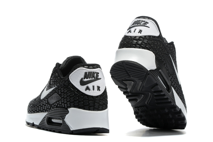 air max 90 essential noir et blanc