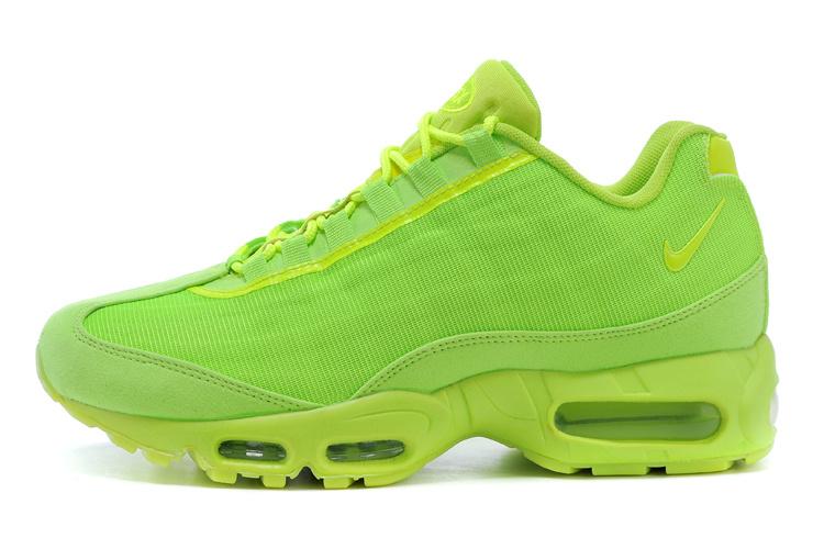 air max 95 femmes vert