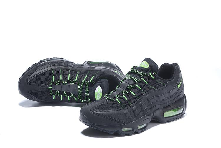 new product 5febb b7036 ... nike air max 95 homme,nike air max 95 noir et verte homme 5 ...