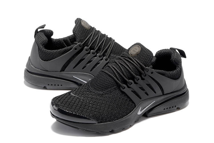 chaussure homme nike presto noir