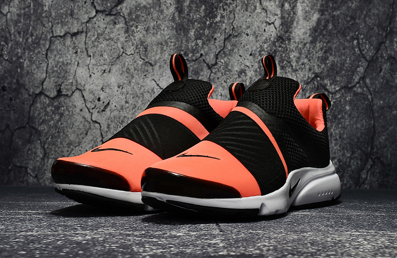 nike presto sans lacet,nike air presto ultra noir et orange