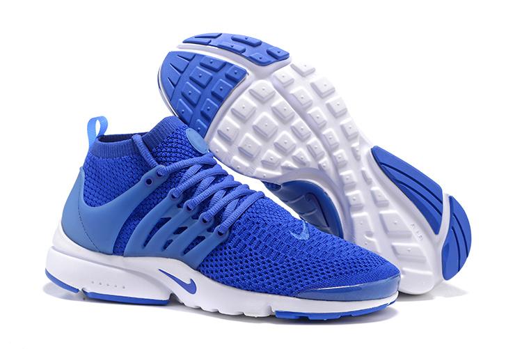 nike chaussures bleu
